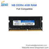 Nieuwe Producten voor Laptop van de RAM van 2018 DDR4 4GB