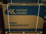 Kiporエンジンを搭載する新製品のKipor 6kwのディーゼル携帯用無声発電機セットKx8500t