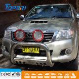 9inch 96W 111W 185W 트랙터 트럭 Offroad LED 모는 빛
