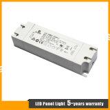 백색 알루미늄 프레임 120lm/W 600*600mm 36W Dimmable LED 위원회