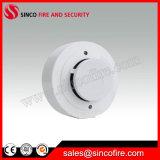 2 câbles d'équipement de détection incendie conventionnels du détecteur de fumée de faisceau