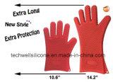 ТеплостойкfNs перчатка силикона