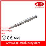 ステンレス鋼の精密機械化の部品