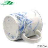 Tazza di ceramica creativa all'ingrosso con la banda di marmo