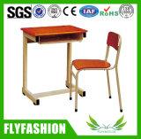 2015 도매 학교 가구 단 하나 학생 책상 및 의자 (SF-06S)