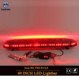 49 pollici LED rosso Lightbar con il coperchio rosso nell'alta luminosità