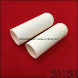 Al2O3 van 99% Alumina de Ceramische Buis van de Hitte van de Bescherming Thermowell
