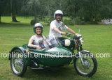 Triciclo lateral do lado da família da nostalgia do velomotor do carro lateral/família Euro4 397cc da motocicleta clássica retro legal da estrada/família Trike//motocicleta laterais ECE/Coc/ECE do vintage
