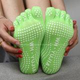 Neuer Entwurf! China-hochwertige kundenspezifische Trampoline-Griff-Socken