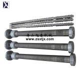 Blatt-Extruder-Maschinen-bimetallische einzelne Schraube und Zylinder