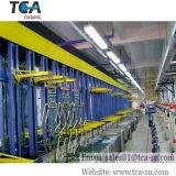 La ligne de production de galvanoplastie placage nickel
