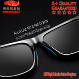 Gafas de sol polarizadas Aluminio-Magnesio reflexivo brillante A387