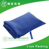 Sac d'emballage promotionnel d'achats de cordon de cadeau de fruit de polyester réutilisable pliable de sacs à main