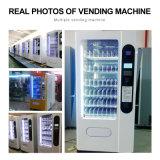 La promoción de Monedas Snack y bebida fría máquina expendedora LV-205 f-a