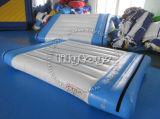 Sosta gonfiabile commerciale usata del Aqua, campo da giuoco gonfiabile di galleggiamento dell'acqua, mini sosta gonfiabile dell'acqua