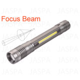Zoemend LEIDEN van het Aluminium Flitslicht (15-1H1703 2AA)