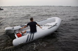 Liya Rettungsboot-steifes Rumpf-Fiberglas-Boot
