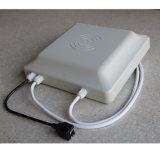 0-6m IP54ドアのアクセス制御システムのための受動TCP IP WiFi Wiegand 8dBiの無接触のスマートカードの読取装置