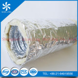 Metallisierte Aluminiumfiberglas-Isolierungs-Leitung