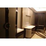 صنع وفقا لطلب الزّبون رفاهيّة حديثة فندق غرفة نوم أثاث لازم خشبيّة يثبت على عمليّة بيع