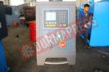 Automatische Bremsen-Presse-Maschine Stahlplatten-Bieger-im heißen Verkauf CNC-Platten-Bieger 100t2500 der Aktien-3mm