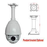 4.5 del '' cámara al aire libre del IP PTZ mini de HD-IP zoom de alta velocidad los 50m IR de la bóveda 1080P 10X