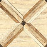 床タイルのBuidingの文書のための艶をかけられたポーランドのタイルの磁器のタイル
