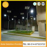 6mの8m二重アーム太陽街灯LEDライト