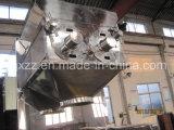 Granulador seco do pó com rotor gêmeo
