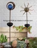 Heißer Entwurfs-Solarstange-Licht-Garten-Solarlicht des Verkaufs-2018 neuer für im Freiendekoration