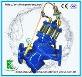 (GL98002) Tipo válvula del pistón del tamiz de Buildin de descarga de presión de la seguridad