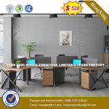 家具都市スタッフワークステーション倍の側面のオフィスワークステーション(HX-8N0224)