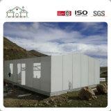 Moderner vorfabrizierter Haus-Luxuxlandhaus-Vertiefungs-Entwurfs-schönes Fertighaus