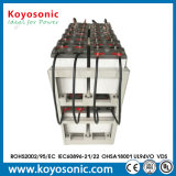 Bateria de armazenamento 2V da potência solar da bateria do gel da longa vida 2000ah