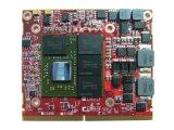 E6760 type de la carte graphique Mxm3.1 un modèle, approprié à tous dans un cadre de contrôleur de /Industrial de PC