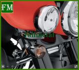 """4.5 """" installeert de Lichte Helper van de Mist de Huisvesting van het Aluminium voor Harley"""