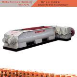 粘土の煉瓦機械のための補強された二重シャフトのミキサーの押出機