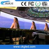 P4mm Innen-HD farbenreiche LED videowand-Bildschirmanzeige
