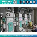 Chaîne de production professionnelle d'alimentation de poissons du modèle 2t/H pour l'alimentation d'Aqua
