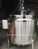 шевелилка бака нержавеющей стали 0-300rpm жидкостная смешивая
