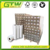 Сверхлегкий 57GSM Сублимация передачи бумаги для печати одежды