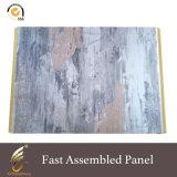 Пвх огнеупорный полой прочного бетонную стену панель для мебели