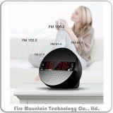 Mini Bluetooth Subwoofer altoparlante senza fili di Mx-21 con la visualizzazione della sveglia