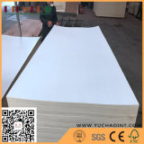 Contre-plaqué reconditionné blanc de face de placage pour des meubles de décoration