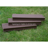 Le WPC Decking Boards faite de Tiga, avec 30 ans de garantie