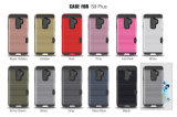 Nova Tampa do Amortecedor de Choque casos para a Samsung Galaxy S9
