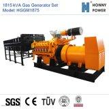 1815kVA générateur de gaz avec moteur Googol 50Hz