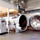 1500x4500mm PED a approuvé le chauffage électrique Composites Autoclave avec l'automatisation complète