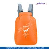 Les sports en plein air légers se pliants imperméabilisent le sac 10L de sac à dos