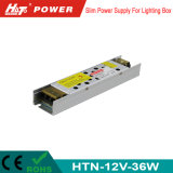 12V 3A 36W Transformador AC/DC de LED de alimentação Comutação Has